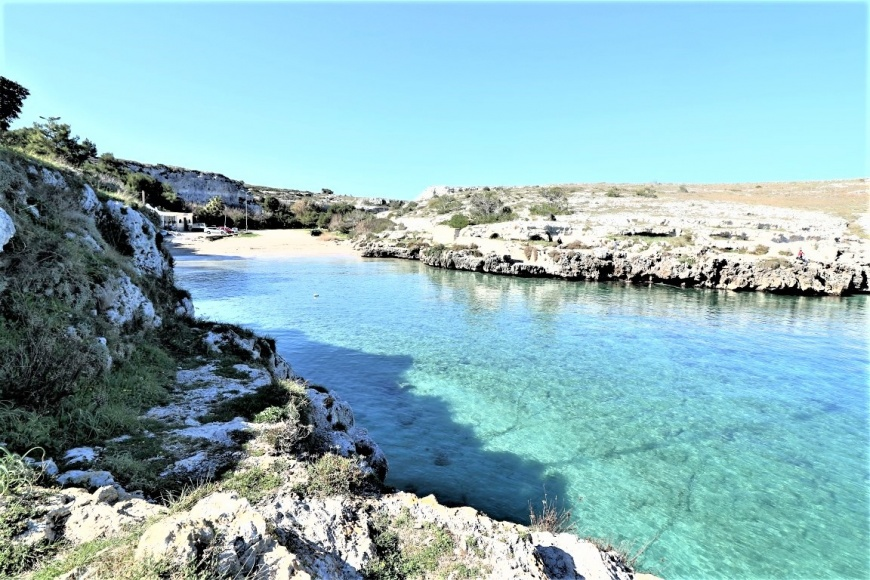 Porto Badisco © Salento.it
